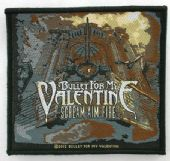 Bullet For My Valentine - 'Scream Aim Fire' Woven Patch